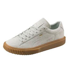 Puma Breaker Suede Gum Sneaker in Sz 12